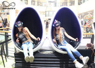 Entertainment Electric Motion 9D Virtual Reality Experience For Shopping Mall