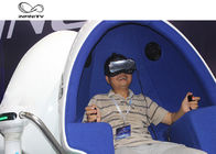 1 - 3 Seat 9D VR Cinema For Airport , Amusement Park , Theater